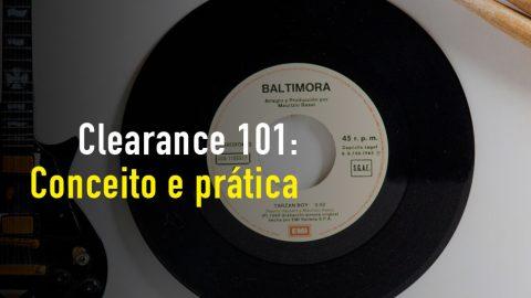 Clearence 101: conceito e prática
